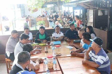 Walikota GSVL Dialog Dengan Organda dan Sopir Angkot