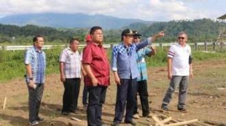 Walikota GSVL Pacu Pelaksanaan Proyek Milik Pemkot