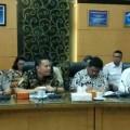 Walikota JFE Hadiri Rakor Penanganan Konflik Lahan Wawo