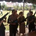 Wenur Hadiri Kunjungan Wakapolda Sulut di Polres Tomohon