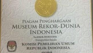 Pecahkan Rekor MURI, PPDP Minahasa Ikut Andil GCS