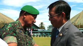 Walikota Vicky Lumentut Apresiasi Kerja TNI