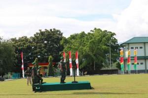 Sertijab Pangdam XIII Merdeka