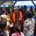 Silangen Dampingi Rombongan KPK Tinjau Lokasi Tambang Pulau Bangka