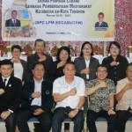 Walikota JFE Lantik LPM Kecamatan se-Kota Tomohon