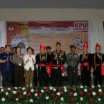 Dihadiri JFE, Pagelaran Budaya KPU Tomohon Sukses