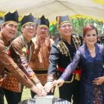 Tomohon Berbangga, MPP Wale Kabasaran Diresmikan Menteri PAN/RB RI