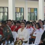 Wenur Hadiri Pagelaran Budaya Pemilu 2019