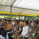 Wenur Cs Hadiri Peresmian MPP Wale Kabasaran