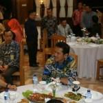 Walikota JFE Jamu MenPAN/RB Dalam Gala Dinner