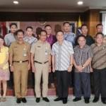 Pemkot Tomohon Berguru PAD di Badung Bali