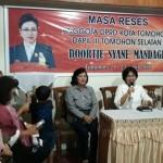 Reses Dortje Mandagi, Angkat Aspirasi Layanan Air Bersih