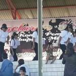 Pagelaran Seni Budaya KPU Mitra Sukses, Tim PPK-PPS Silian Raya Juara