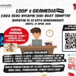 Serentak Se-Indonesia, LOOP dan Gramedia Wujudkan Simulasi SBMPTN