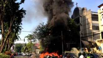 Minggu Kelabu, 3 Gereja di Surabaya Dibom