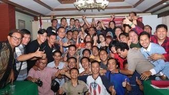 Para Pendiri IWO Sulawesi Utara