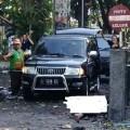 ledakan di tiga gereja di Surabaya, Jawa Timur