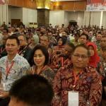 Wenur Ikut Rakernas Keuangan Daerah