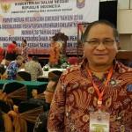 Lolowang Ikut Rakernas Keuangan Daerah