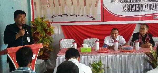Lomba Desa, Bentenan Indah Kans Jadi Juara Tingkat Kabupaten