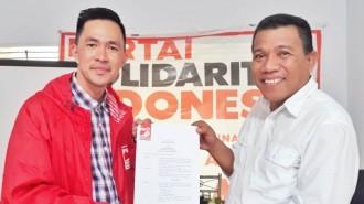 PSI Resmi Dukung Depri Pontoh dan Amin Lasena di Pilkada Bolmut