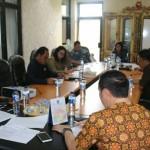Bamus DPRD Gelar Pembahasan Agenda Juli 2018