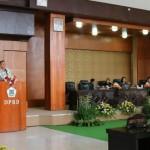 Walikota JFE Sampaikan Pendapat Akhir Terkait Ranperda Penataan Permukiman