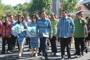 Walikota Vicky Lumentut Yakini Semua Karena Anugerah Tuhan dan Dukungan Semua Masyarakat