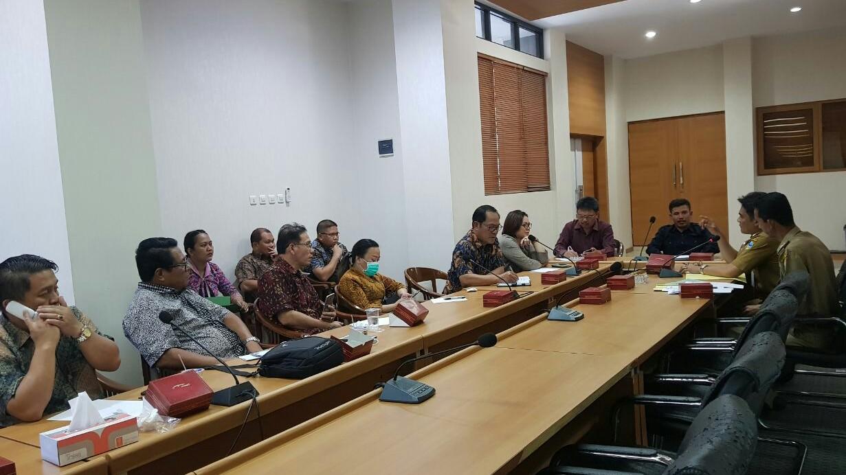 Komisi II DPRD Tomohon Kunker di Garut