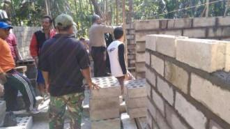 TMMD KODIM 0714/SALATIGA Bekerja Dengan Masyarakat TNI DAN POLRI