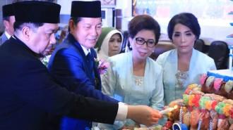 Perayaan HUT ke-395 Kota Manado,  Sederhana Namun Meriah