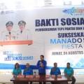 Jelang Manado Fiesta 2018, Walikota  Ajak Bersihkan Pantai dan Laut Manado