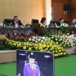 JFE-SAS Ikut Paripurna Mendengarkan Pidato Kenegaraan Presiden RI