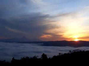 sunrice di Gunung Payung