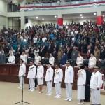 DP-AL Dilantik Bupati dan Wakil Bupati Bolmut Periode 2018 – 2023