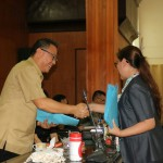 DPRD Tomohon Paripurnakan Pendapat Fraksi Terkait APBD 2019