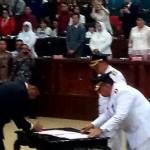 Sah!! Roring – Dondokambey Resmi Nahkodai Kabupaten Minahasa