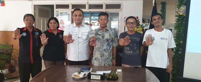 Badan Narkotika Nasional Provinsi BNNP Sulawesi Utara menggelar 'Forum Komunikasi Anti Narkoba Berbasis Media Online bagi Netizen' bersama Ikatan Wartawan Online (IWO)