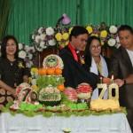 Puncak Perayaan Ultah GMIM Maranatha Paslaten
