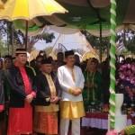 Syaiful Ambarak Hadiri Penobatan Adat Bupati dan Wakil Bupati Baru