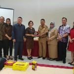 Banggar DPRD Tomohon Kunker di RSUD Makassar