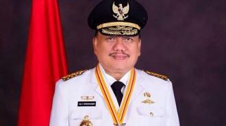 Sekali Lagi Gubenur OD Tekankan Semua Pihak Hormati Putusan MK Soal Pulau Bangka