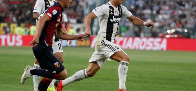 Serie A - Juventus v Genoa - Stadion Allianz, Turin, Italia - 20 Oktober 2018 . REUTERS/Stefano Rellandini