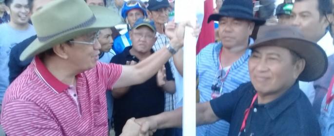 Hasil Kejuaraan  Pacuan Kuda Piala Bupati-Wakil Bupati Minahasa 2018