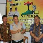 Walikota JFE Melaunching Inovasi SIPEDIB