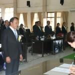 PAW Anggota DPRD Tomohon, Wenur Lantik Watulangkow dan Wuwung
