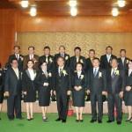 JFE-SAS Hadiri Pelantikan PAW Anggota DPRD Tomohon