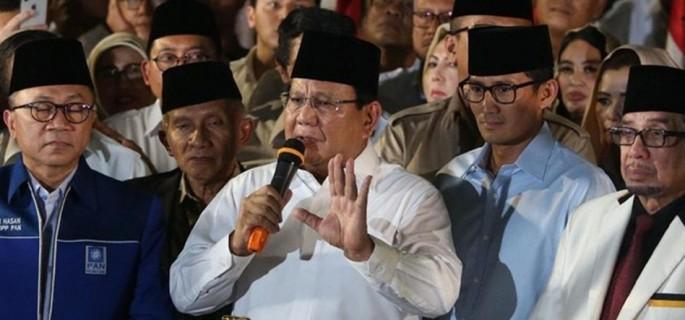 Tim Pemenangan Prabowo - Sandiaga Boikot Metro TV