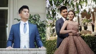 Potret mesra Jusup-Maruta Cahyadi dan Clarissa Wang yang akan mengelar pernikahan super mewah di Bali. (foto-foto insta @jusufclarissawed)