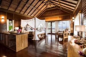 Bunaken Oasis Dive Resort and Spa room. (ist)